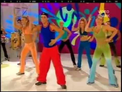 Zumba Básico en Espanol - YouTube