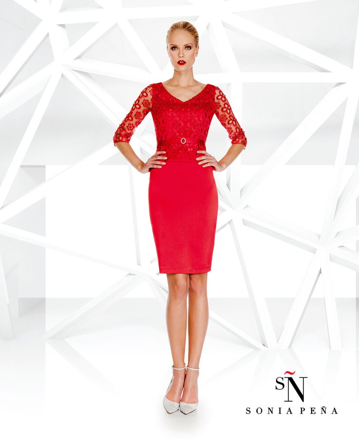 Sonia Pena - Dress only - 1200057 — Mother of the Bride