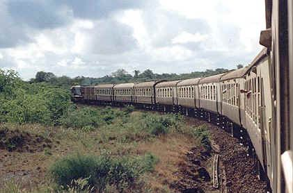 Mombasa Train Travel - Adventure With A Ride >>http://www.chicamod.com/mombasa-train-travel