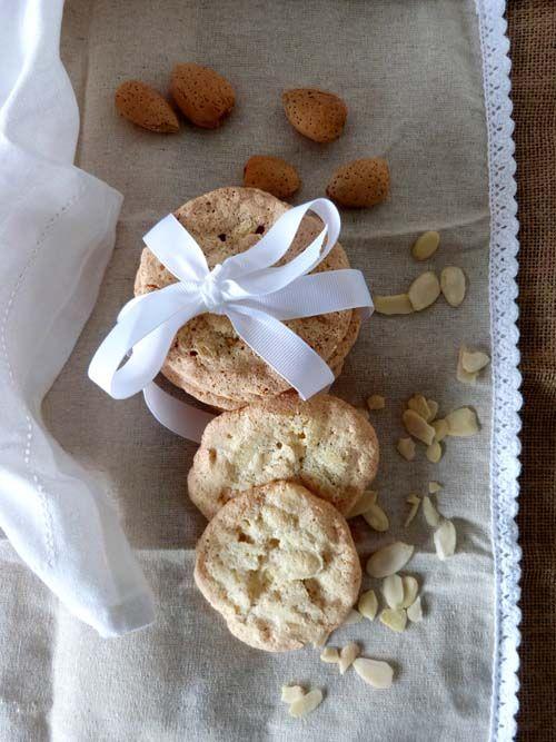 Galletitas con 3 ingredientes: maravillosas crackels de almendras