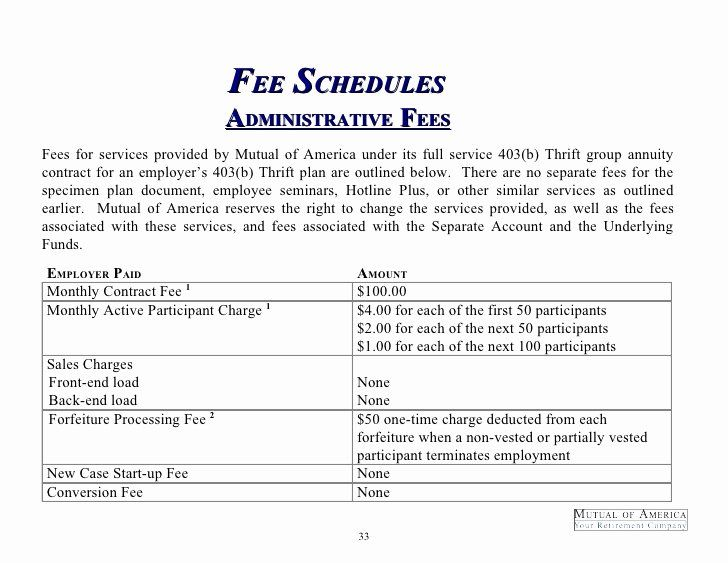 Consultant Fee Schedule Template Best Of Sample Full Service Proposal Schedule Template Proposal Templates Schedule