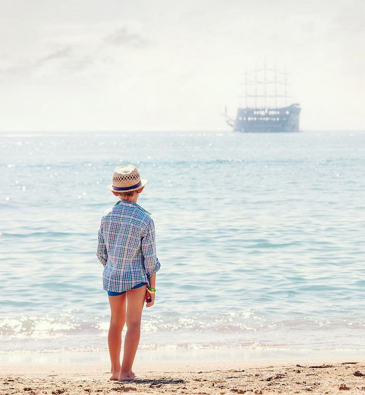 Children's dreams • #children #dreams #travel #pirates #ship  #traveling #travelgram #travelling #stockphoto #kid #kids #sea #ocean #pirateship #aroundtheworld #вокругсвета #путешествия #путешествие #creativephototeam #boy #beach #island #canon5dmkii