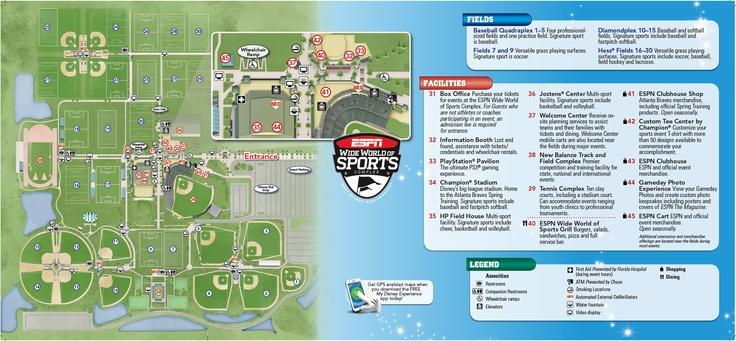 First Look At New Walt Disney World Park Maps Debuting