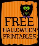 Scrapbook Printables by HalloweenCostumes.com