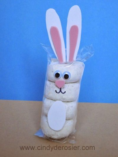 Bunny Donuts - Fun Family Crafts