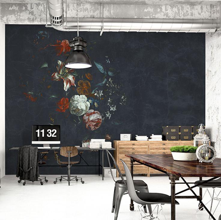 mural wallcovering STILL LIFE