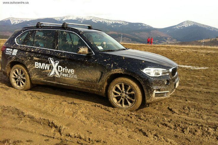 Сегодня мы тестируем по живописным дорогам в Буковеле различные модели BMW, оснащенные фирменным полным приводом xDrive.