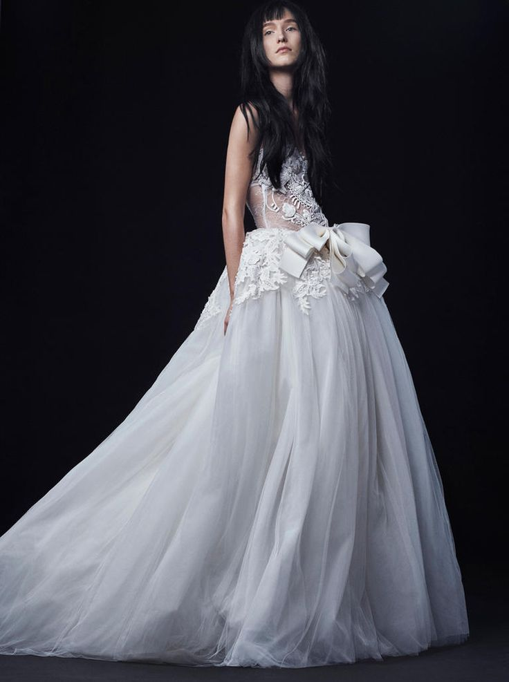 214 best Wedding Fashion images on Pinterest | Short wedding gowns ...