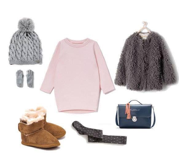 #pastelove  http://sugarfree.pl/sukienki/sugarfree_girls_-_sukienka_poly_w_kolorze_rozowym.html