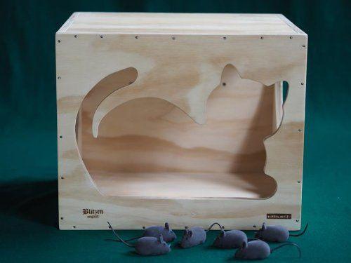Casa para Gatos Icub Relax de Blitzen