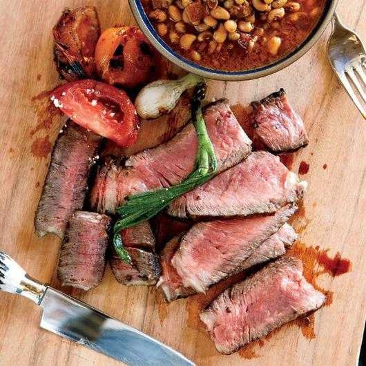 Here, 5 tips for perfecting your next steak from star chef Tim Love.