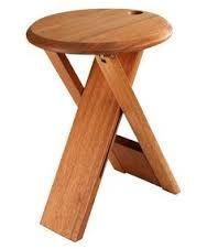 Resultado de imagen para sillas de madera plegables