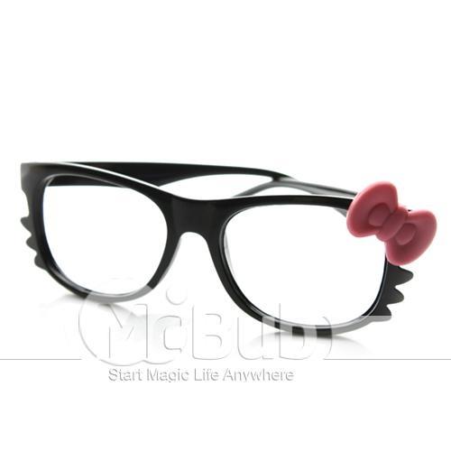 HelloKitty Eyeglasses Frame Hotred Bowknot No Lense Lady Glasses Frame  http://www.mcbub.com/item/HelloKitty-Eyeglasses-Frame-Hotred-Bowknot-No-Lense-Lady-Glasses-Frame--AA145048--145135/ $1.59