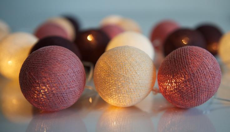 Irislights - Dusty Pink.