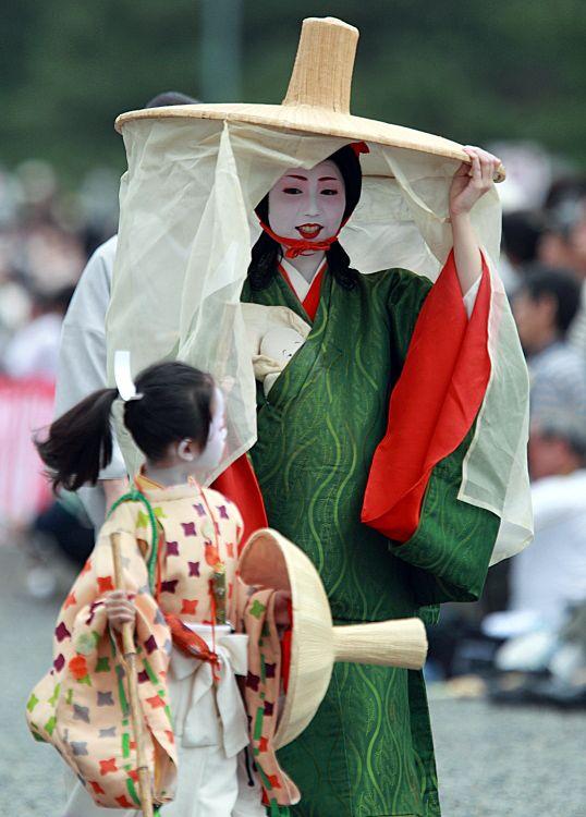 Jidai Matsuri Festival of the Ages, 2011 by Takero Kawabata