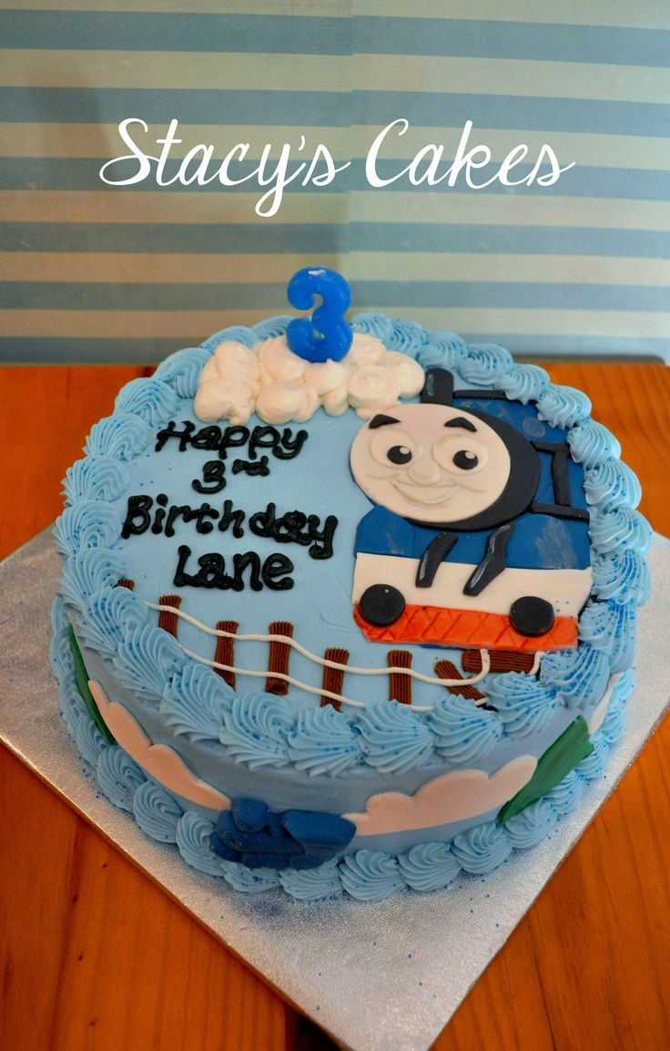 Train Birthday Cake Images