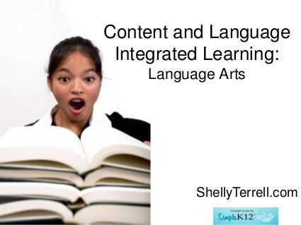 immersion and clil in english english language essay In this way, clil offers a new way of learning english through content however we believe it is important to consider the context where it takes place because it will have an impact on how successful students will be at learning the foreign language.