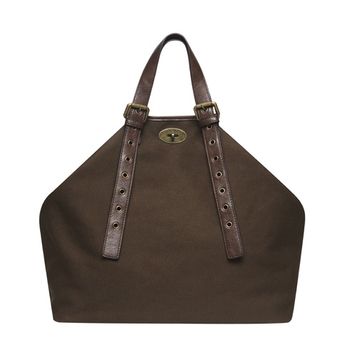 HAMPTON SHOPPER KHAKI
