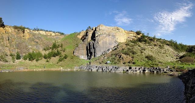 Vredehoek Quarry