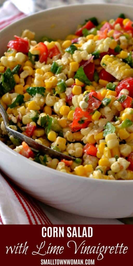 Corn Salad | Corn Recipe | Summer Salad | Summer Side | Recipe Using Fresh Corn …