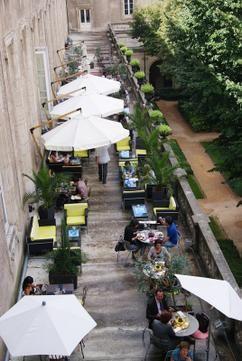 Brunch aux terrasses Saint Pierre - Musée des Beaux-Arts, Lyon