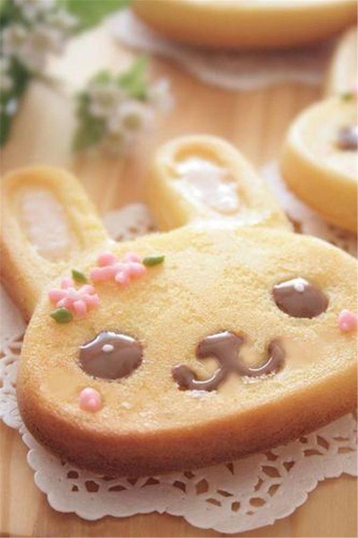 Αφράτο κέικ «λαγουδάκι» για το Πάσχα!