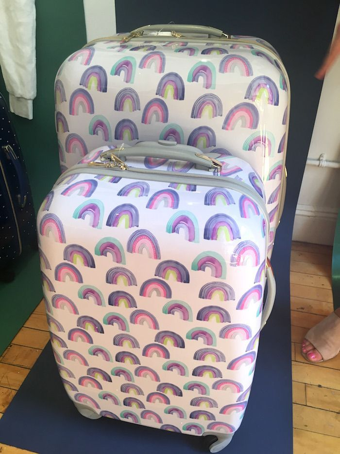 9 Hard Sided Luggage Options That Might Get Kids To Carry