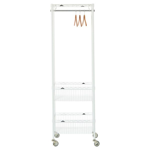 InterMetro® Laundry Cart at Container Store