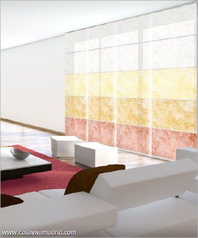 Las 25 mejores ideas sobre cortinas plegables en - Diseno de cortinas modernas ...