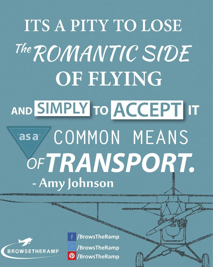 Airplane Quotes: 1000+ Aviation Quotes On Pinterest