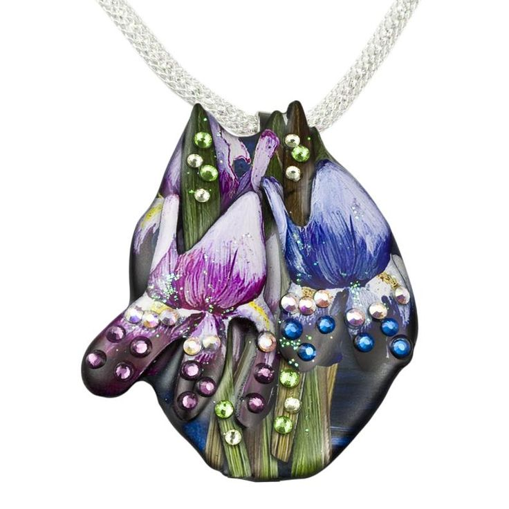 Magna-Pendant - Blue Lagoon | Pendants & Necklaces from Enhancery Jewelers | San Diego, CA- CLICK TO BUY NOW