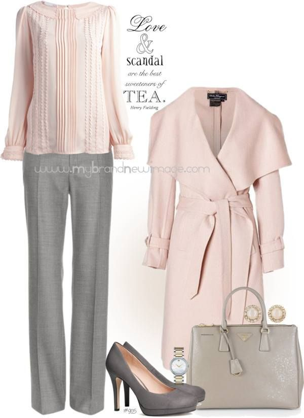 No. 915 - Scandal Fashion - Channeling Olivia Pope