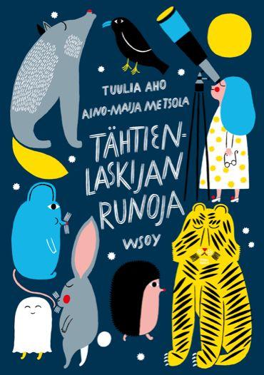Aino-Maija Metsolan #cover #book #editorial
