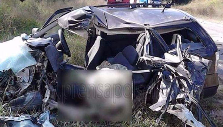 Un conductor de 75 años murió tras chocar cerca de Embarcación: El vehículo en el que viajaba la víctima acompañado de su esposa,…