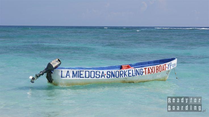 Dominican Republic, Punta Cana, the best beach! Dominikana z #readyforboarding  #dominikana #bavaro #Dominican #boat
