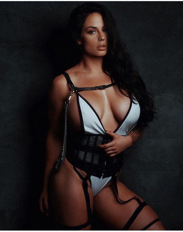 Fappening Erotica Kaitlyn (WWE)  naked (78 foto), Twitter, butt