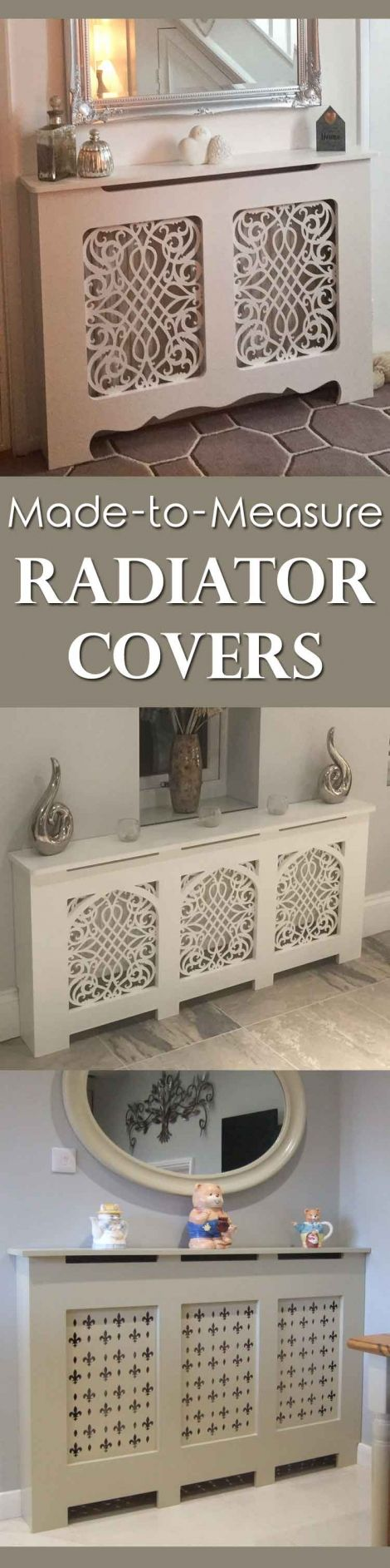 Custom Made Radiator Covers - Behind the Scenes