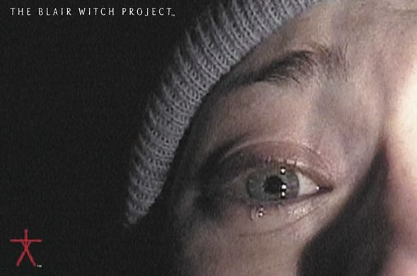 The Blair Witch Project Blair Witch Project Poster Postkarten