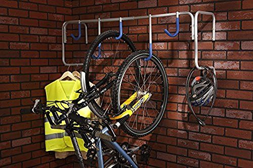 Mottez - Soporte para 5 bicicletas