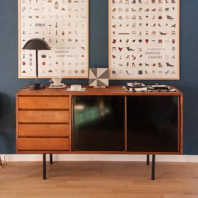 Sideboard by Kurt Thut for Teo Jacob