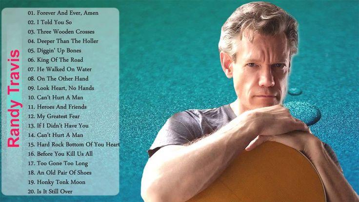 Randy Travis Greatest Hits Full Album - Best Songs Of Randy Travis - Ran...