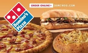 Oreder today ang get Get 30% Off On your next Order at dominos