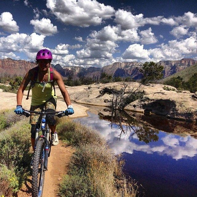 #mountainbike #explore #keeponmoving  © mountain bike news