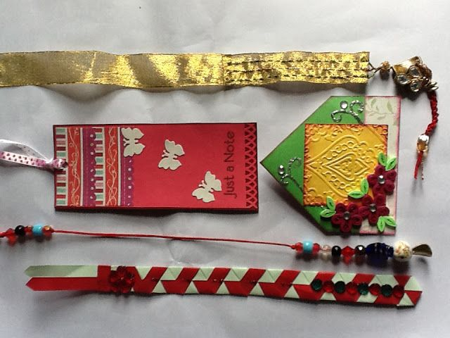 Bookmarks by Megha