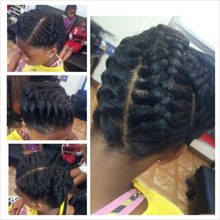 Love this! #Natural Hair I want this style!