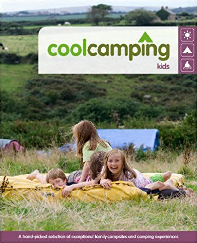 If you love camping with kids this is a great guide book, Camping is the perfect thrifty family holiday