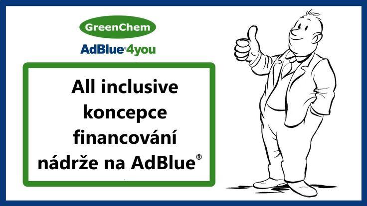 AdBlue tankovací systém od GreenChem CZ
