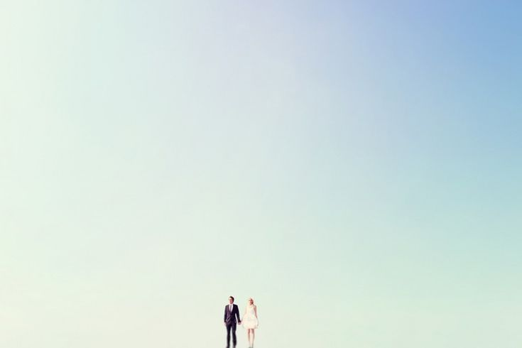 Max Wanger has some great minimalist couples photography.