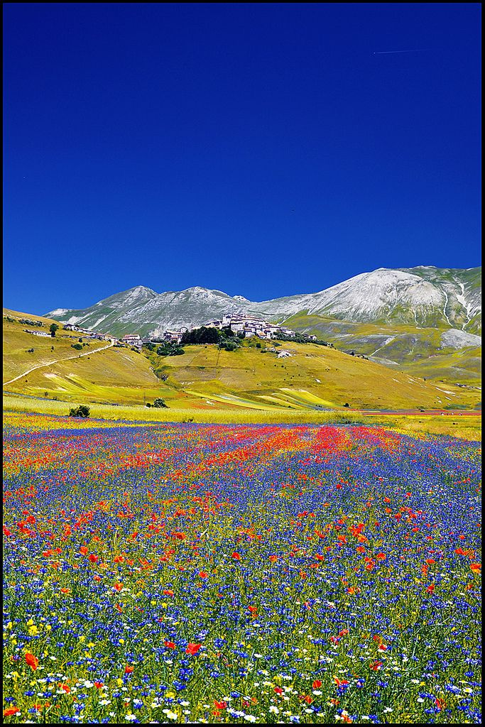 Castelluccio | Flickr - Photo Sharing!