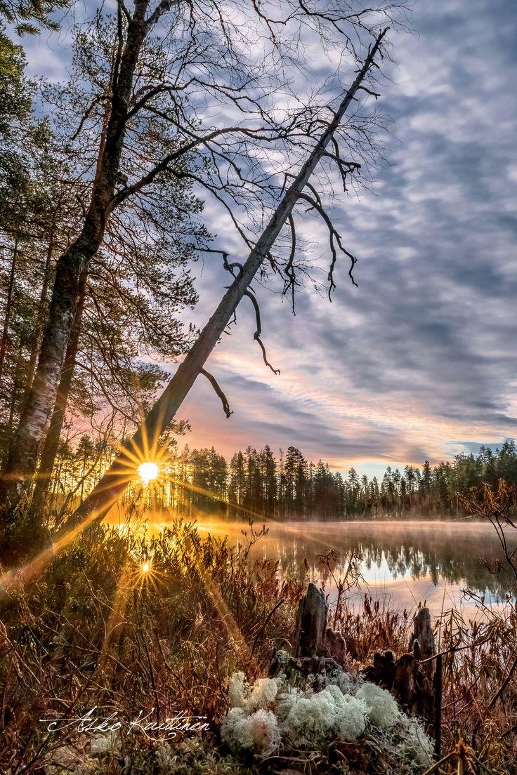 ***Sunset (Finland) by Asko Kuittinen ss.c.